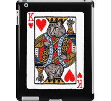 Moriarty, King of Hearts iPad Case/Skin