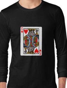 Moriarty, King of Hearts Long Sleeve T-Shirt