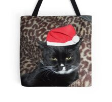 Donald The Tuxedo cat Tote Bag