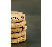Cookie Stack Photographic Print