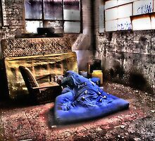 Derelict by Paul Louis Villani