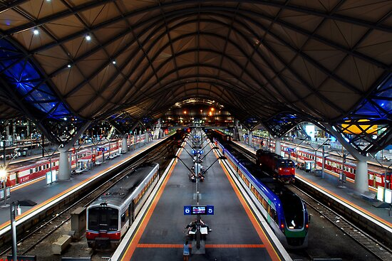 Southern Cross Station, Australia