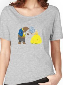 Brienne and the Bear Women's Relaxed Fit T-Shirt