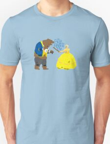 Brienne and the Bear T-Shirt