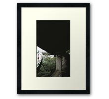 undebridge Framed Print