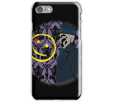 Rorshlock iPhone Case/Skin