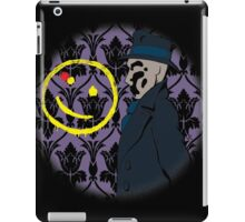 Rorshlock iPad Case/Skin