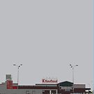 kaufland by Yuval Fogelson