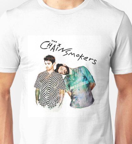 The Chainsmokers - Logo Unisex T-Shirt