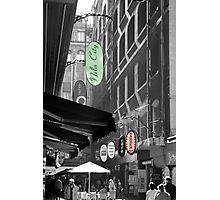 Melbourne Laneways series 2 Photographic Print