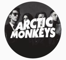 Arctic Monkeys by ecroucher