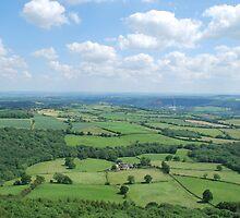 Shropshire by Tom Kirby