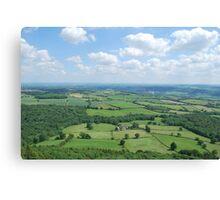 Shropshire Canvas Print