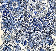 Porcelain Henna by schmazzie15