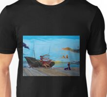 They...in the harbors... Unisex T-Shirt