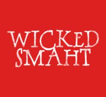 Wicked Smaht Kids Tee