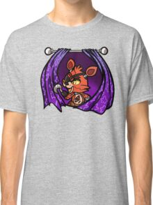 Foxy Five nights at freddy Classic T-Shirt