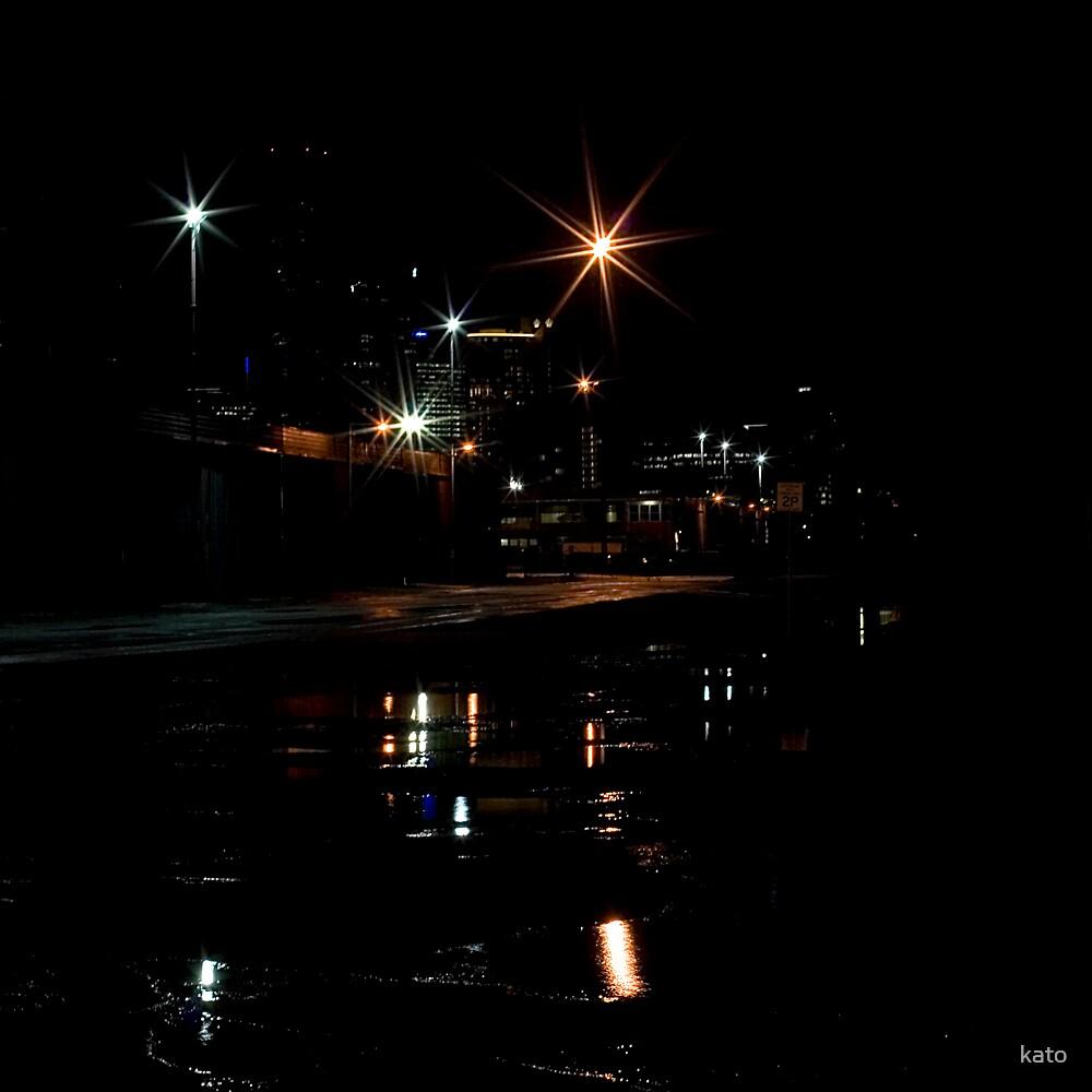 Inky night by kato