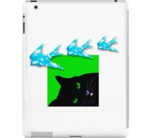 Dreamy Cat iPad Case/Skin