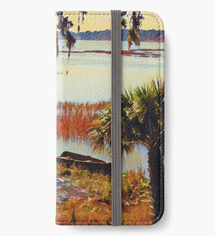 High Tide iPhone Wallet/Case/Skin