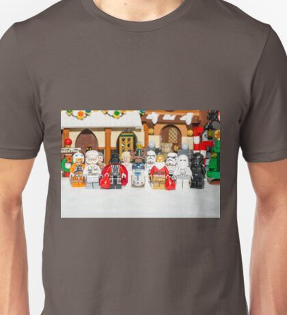 Star Wars Christmas Unisex T-Shirt