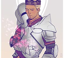 King Alistair by Gisele Possato