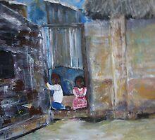 Children in Africa by Julie Stewart