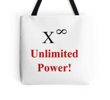 Unlimited Power! Tote Bag