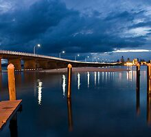 Forster/Tuncurry Bridge by Bradley Ede