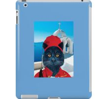 Cute Greek Cat iPad Case/Skin