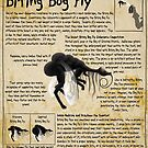 Practical Visitor's Guide to the Labyrinth - Biting Bog Fly by Art-by-Aelia