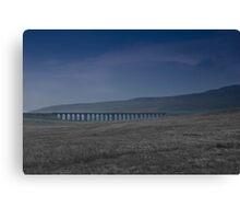 Ribblehead Aqueduct -Yorkshire Canvas Print