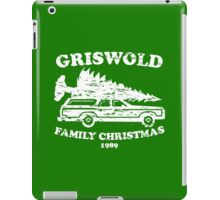 Griswold Family Christmas iPad Case/Skin
