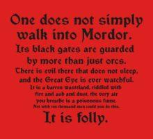 Mordor by Marmadas