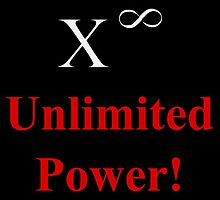 Unlimited Power! by geeknirvana