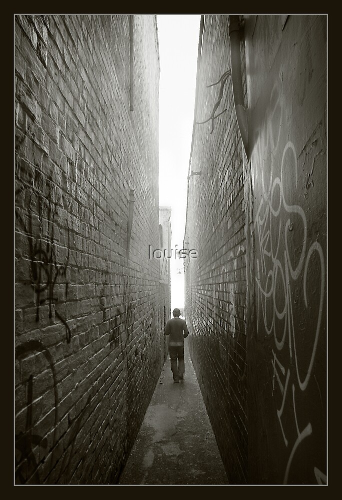 ALLEY by louise
