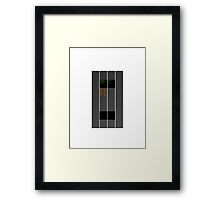 TARS - Interstellar Framed Print