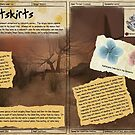 Practical Visitor's Guide to the Labyrinth - The Outskirts by Art-by-Aelia