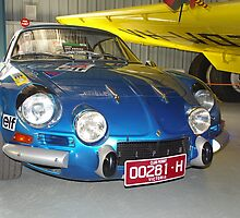 Alpine Renault A110 by Ozmoe