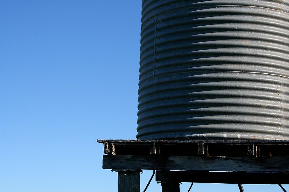 Mungalli Water Tank by Dan Weston