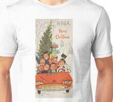 Vintage Christmas Card #5 T-Shirt