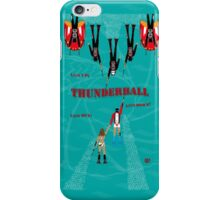 Thunderball iPhone Case/Skin