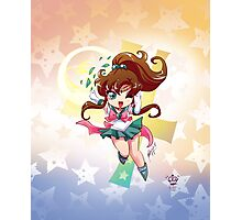 Chibi Super Sailor Jupiter Photographic Print