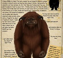 Practical Visitor's Guide to the Labyrinth - Ludo by Art-by-Aelia