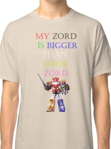 My Zord is Bigger Classic T-Shirt