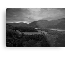 Highland Glen Metal Print