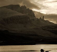 Isle of skye by Malin Nordlund