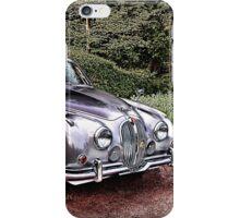 Vintage Jaguar iPhone Case/Skin