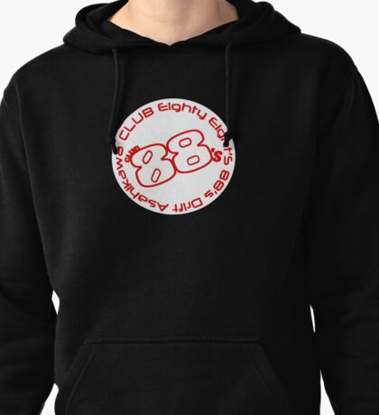 88s crew Pullover Hoodie