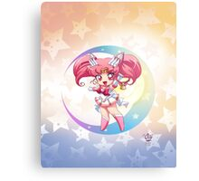 Chibi Sailor Chibi Moon Metal Print